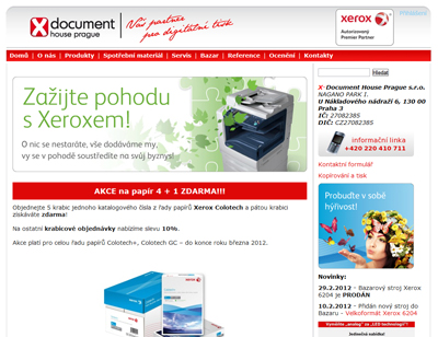 Web Xdocument